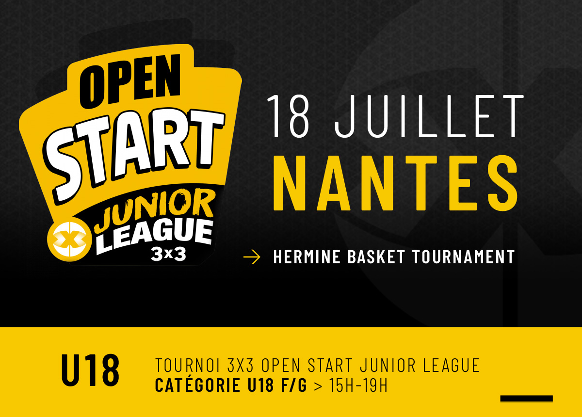 Open Start Junior League
